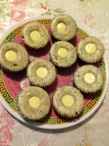 Added white chocolate on top. Made by Helen