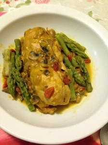 Recreated by Helen
