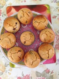 Muffins craisin