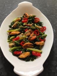Mussels kale and asparagus stir fry.jpg