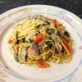 Salmon and veggies linguine.jpg