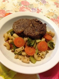 Porterhouse with vegetables macaroni.jpg
