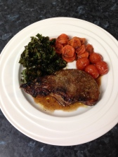 Pork chop vegetables and kale chips.jpg