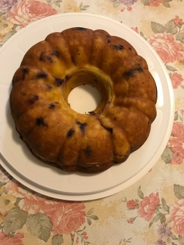Avocado berries yoghurt cake.JPG