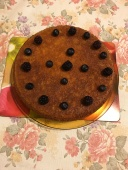 Sicilian frangelico cake.JPG