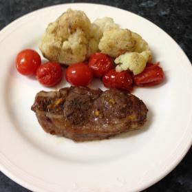 Roast lamb loin with cauliflower.jpg