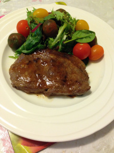 Using the marinade and sauce from Master Chef recipe made by Helen