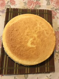 Helen's Japanese Cheesecake.JPG