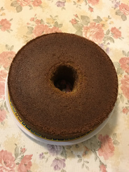 Matcha orange double cream pound cake.JPG